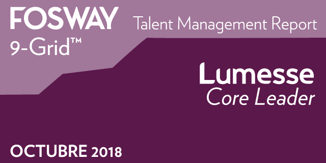 Lumesse Core Leader Fosway