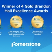Gold Brandon Hall Excellence Awards