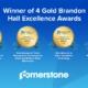 Gold Brandon Hall Excellence Awards